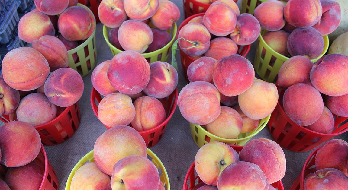Soda City Peaches Slider