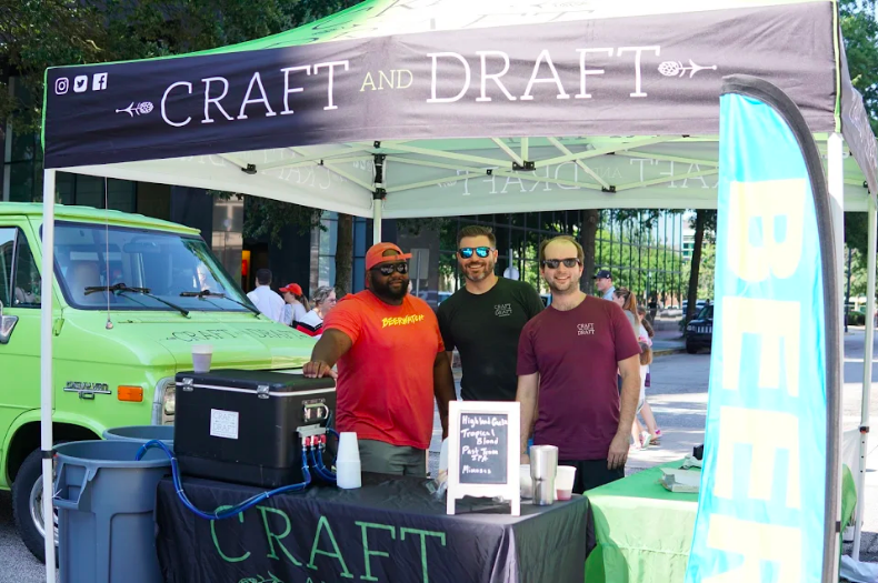 Craft and Draft Saturdays