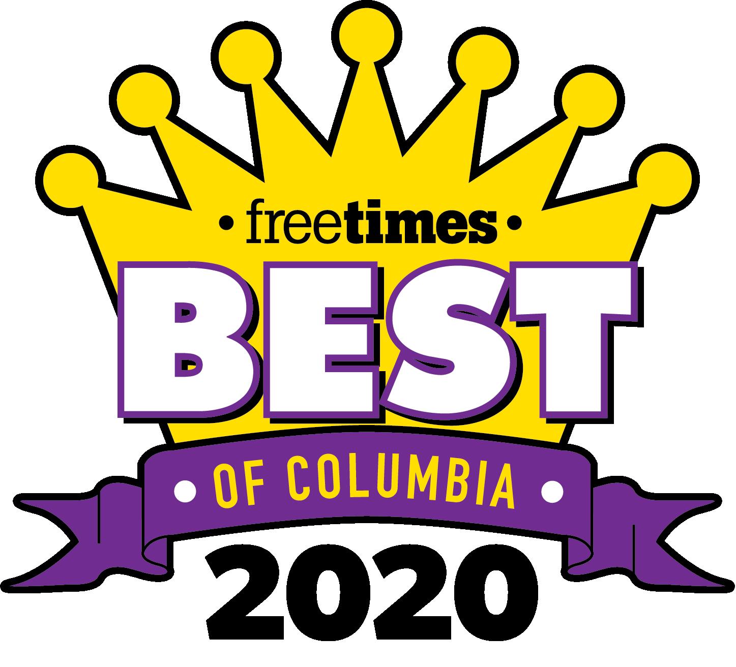Best of Columbia Award Winner